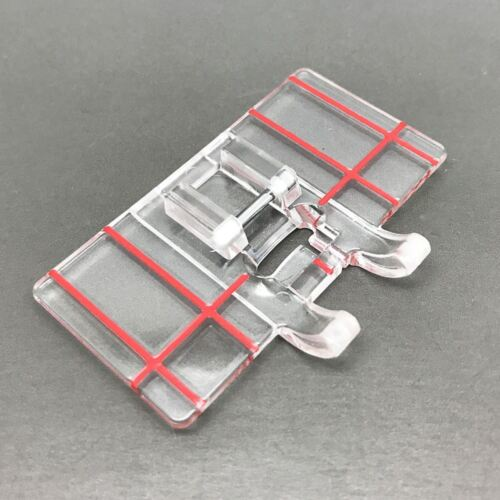 Cat D Janome Compatible Border Guide Foot FB for 9mm Sewing Machines