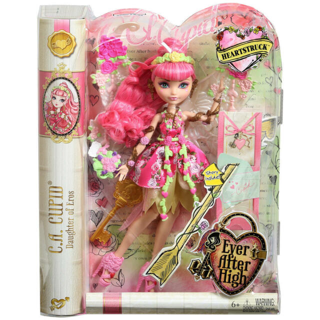 New Ever After High Heartstruck C.A. Cupid Doll