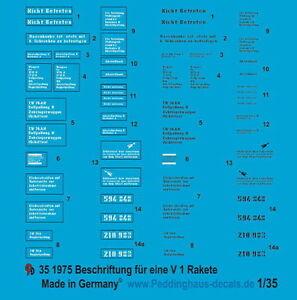 Peddinghaus-Decals 1//35 2985 Instrumente für US Fahrzeuge Jeep und andere Radfa