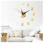 2019-New-Clock-Watch-Wall-Clocks-3D-DIY-Wall-Clock-Acrylic-Mirror-Stickers-Home miniature 16