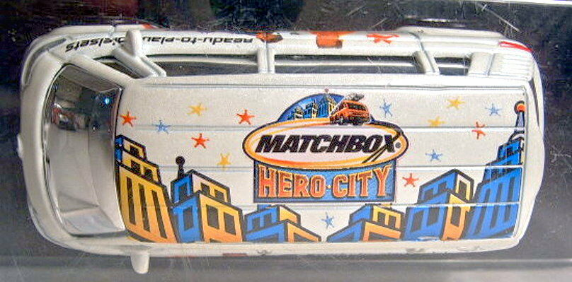 Matchbox Matchbox Matchbox VW Microbus  Nürnberg 2004  Messe-Sondermodell 59301e