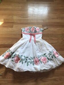 Image Is Loading Betsy Johnson Dress Size 0