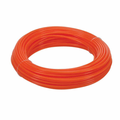 Strimmer line cable 1.3 or 1.65mm 15m electric petrol trimmer