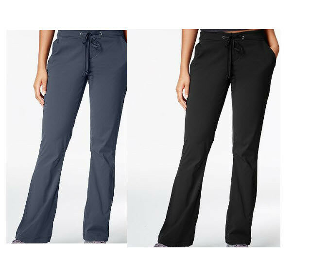 """NEW COLUMBIA Women Anytime Outdoor Boot Cut Pant PLUS SIZE,  Inseam  32"""""""