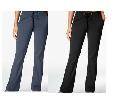 Nouveau COLUMBIA Femmes Anytime Outdoor Bootcut Pantalon grande taille, entrejambe: 32