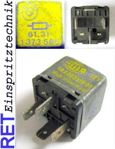 Relais Steuerrelais HELLA 1373586 BMW 323 i 635 CSI E 21 E 24 original