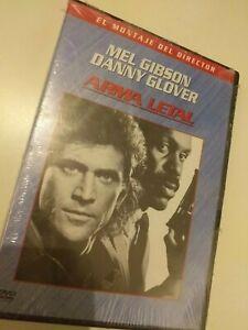 Dvd-ARMA-LETAL-CON-MEL-GIBSON-Y-DANNY-GLOVER-PRECINTADO