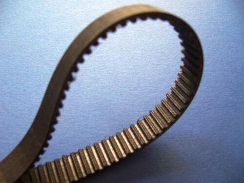 HTD RPP Zahnflachriemen Zahnriemen 168-3M-4 mm breit  Teilung 3 mm versandfrei