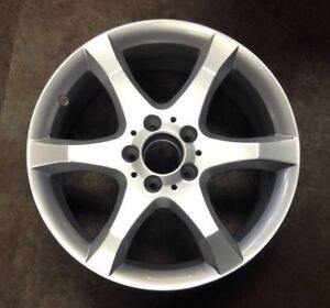 Mercedes c230 c350 2007 65436 aluminum new replacement for Mercedes benz replacement wheels
