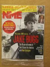 NME NOVEMBER 17 2012 JAKE BUGG THE KILLERS NOEL GALLAGHER INTERPOL NIRVANA