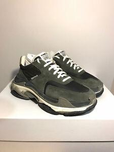 2c52ba7c797b authentic Balenciaga Triple S trainer sneakers OG US 9 EU 42 Men New ...