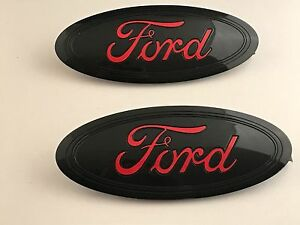 Genuine Ford Emblem HC3Z-9942528-B