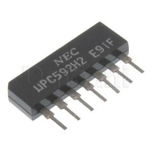 UPC592H2-Original-NEC-Audio-Amplifier