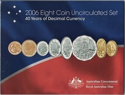 2006 AUSTRALIAN PRE-DECIMAL LOCKET Silver Proof Coin