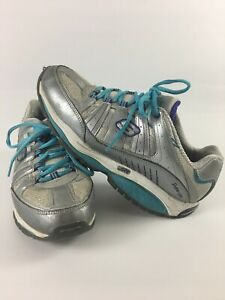 833b91dda0c Image is loading Skechers-Shape-Ups-Womens-9-Sneakers-Kinetix-Response-