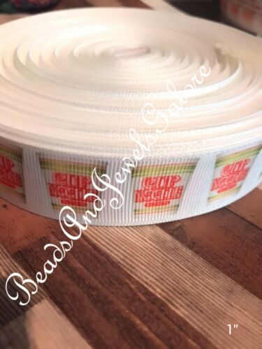 Soup foe soup elastic soup hair tie food foe inspired soup ribbon food ribbon