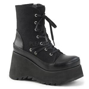 1de71088827 IN STOCK   SALE - Demonia Scene-50 Goth Grunge Rocker Platform Boots ...