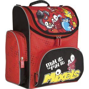 dca4c4cbac47 MIXELS Mix it to fix it CARTOON NETWORK School BACKPACK School BAG ...