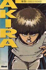AKIRA VOLUME 15 DUELLO PSICHICO EDIZIONE GLENAT
