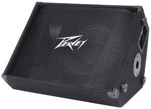 PEAVEY-PV15M-MONITOR-Passive-Unpowered-Speaker-pv15m-New-Boxed