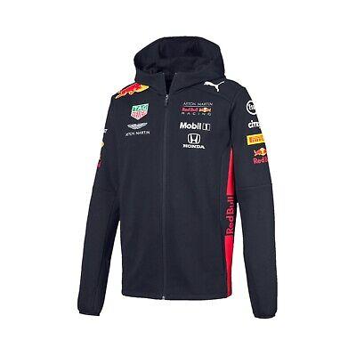 Nouveau 2019 Red Bull Racing F1 Pour Homme équipe Sweat à Capuche Veste à capuche Verstappen officiel | eBay