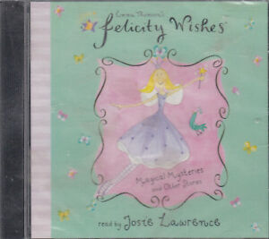 Emma-Thomson-Felicity-Wishes-Magical-Mysteries-amp-Other-Stories-CD-Audio-Book-NEW