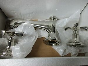 Image Is Loading New In Box Kohler Kallista Bathroom Faucet Set