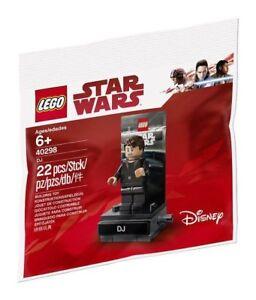 LEGO-40298-Star-Wars-DJ-Code-Breaker-POLYBAG-NEU-OVP
