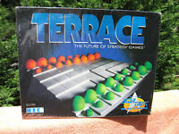 Terrace the Future Of Strategy Games 1993 By Herbkonew & Factory Sealed
