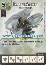 Invisible Stalker Lesser Elemental #40 - Dungeons & Dragons - Dice Masters