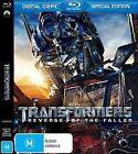 Transformers - Revenge Of The Fallen (Blu-ray, 2009, 3-Disc Set)
