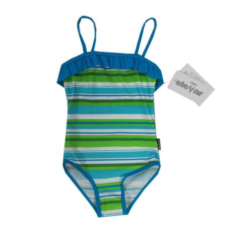 Elemar bain maillot de bain fille Combishort turquoise//vert taille 92,98,104,110,116