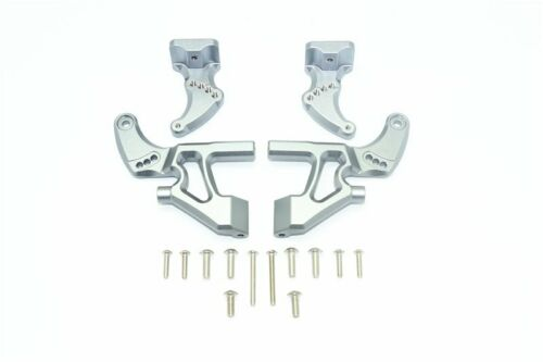 Alloy Rear Wing Mounting Arm w// Fixed Code for TRAXXAS E-REVO 2.0 86086-4 RC Car