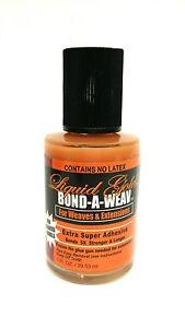 Liquid-Gold-Glue-1oz-Hair-Extension-Bond-Weave-Weft-New-Improved