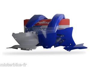Kit-plastiques-Coque-Polisport-Yamaha-WR250F-2007-2012-Couleur-Origine