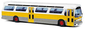 Busch-44518-US-Bus-Fishbowl-Yellow-Signs-Model-1-87-H0