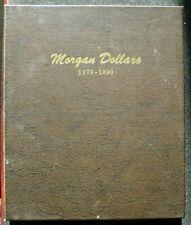 The Coin Collector Album Morgan Dollars Collection US 1878-1890 Not Dansco NEW