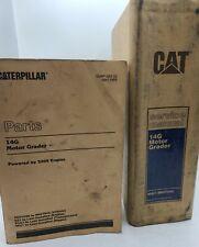 Cat Caterpillar 14g Grader Service Amp Parts Manuals 96u