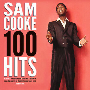 Sam-Cooke-100-HITS-Best-Of-100-Essential-Songs-COLLECTION-New-Sealed-4-CD