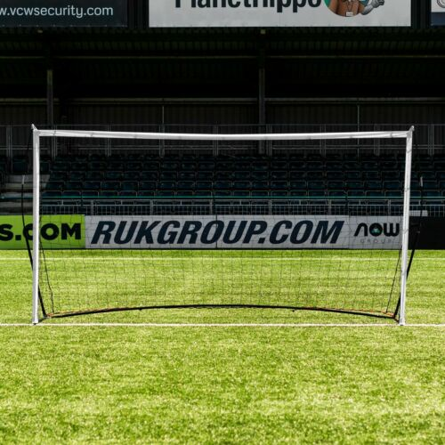 Two Minute Assembly Time 3.7m x 1.8m Pop-Up Soccer Goal