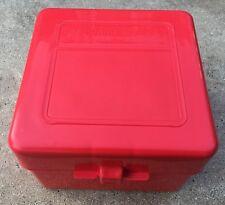 MTM Case-Gard S25 Shotshell Box w/Flip Top holds 25 Shotgun Cartridges 20 BORE