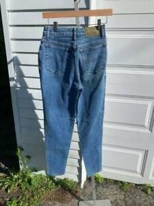 NWOT-Vintage-Levi-s-900-Jeans-Orange-Tab-Size-9-Free-US-Shipping-AB