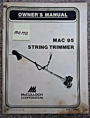 Mac owners manual