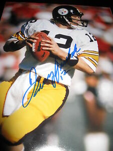 TERRY-BRADSHAW-SIGNED-AUTOGRAPH-11X14-PHOTO-PITTSBURGH-STEELERS-IN-PERSON-COA-D