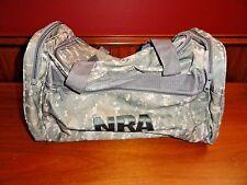 BRAND NEW NRA Digital Camo Hunting and Range Equipment Gear Duffel Bag, Pristine