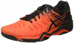 ASICS-Gel-Resolution-7-Clay-Scarpe-da-Tennis-Uomo-E702Y-801-RESOLUTION-7