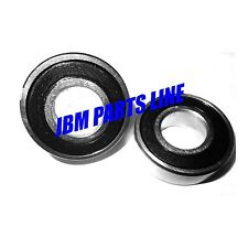 Go Kart Wheel Spindle Bearing R8RS 1-1/8 OD x 1/2 ID Racing Cart Parts Pack of 2