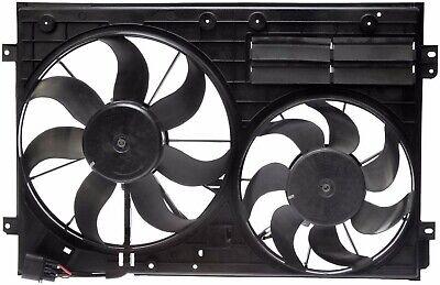 Radiator And Condenser Fan For Volkswagen Jetta  TYC622830