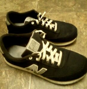 new balance 501 black and grey
