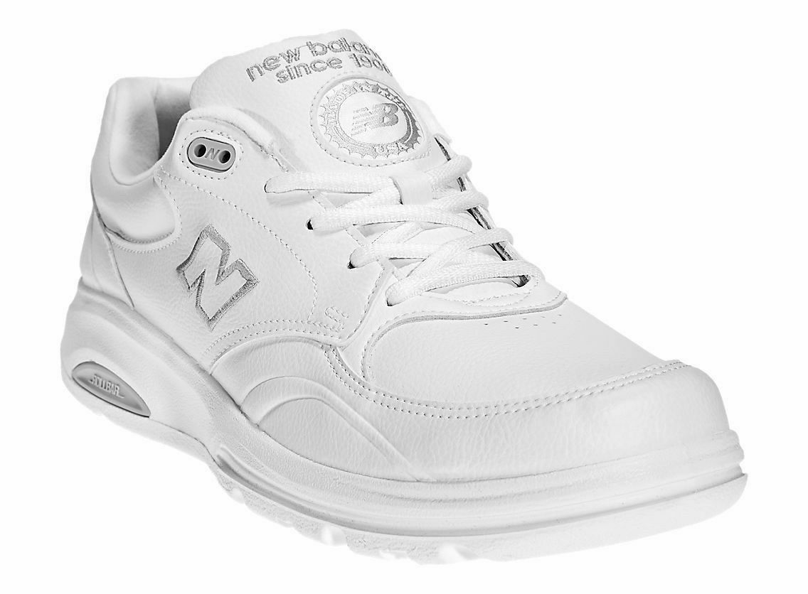 Mens NEW BALANCE 812 Walking shoes  Sz 16 D MED Stabilizing Rollbar WHITE